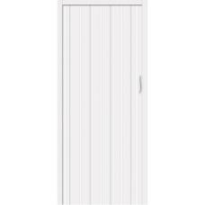 Дверь Гармошка белая