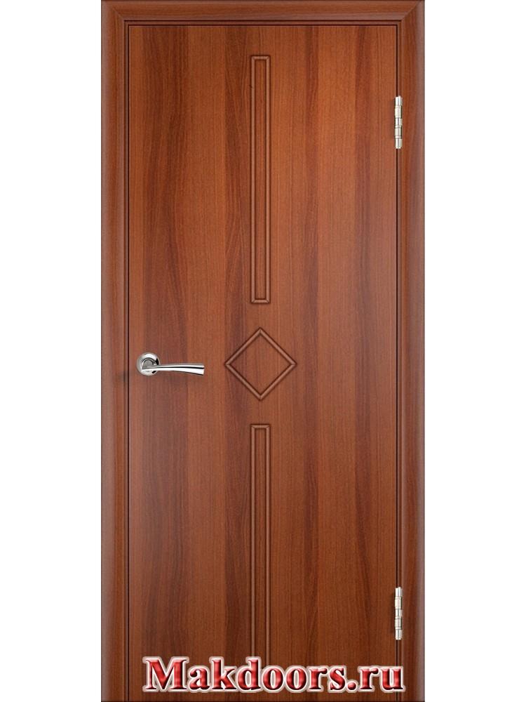 Дверь межкомнатная ламинированная ДГ 018