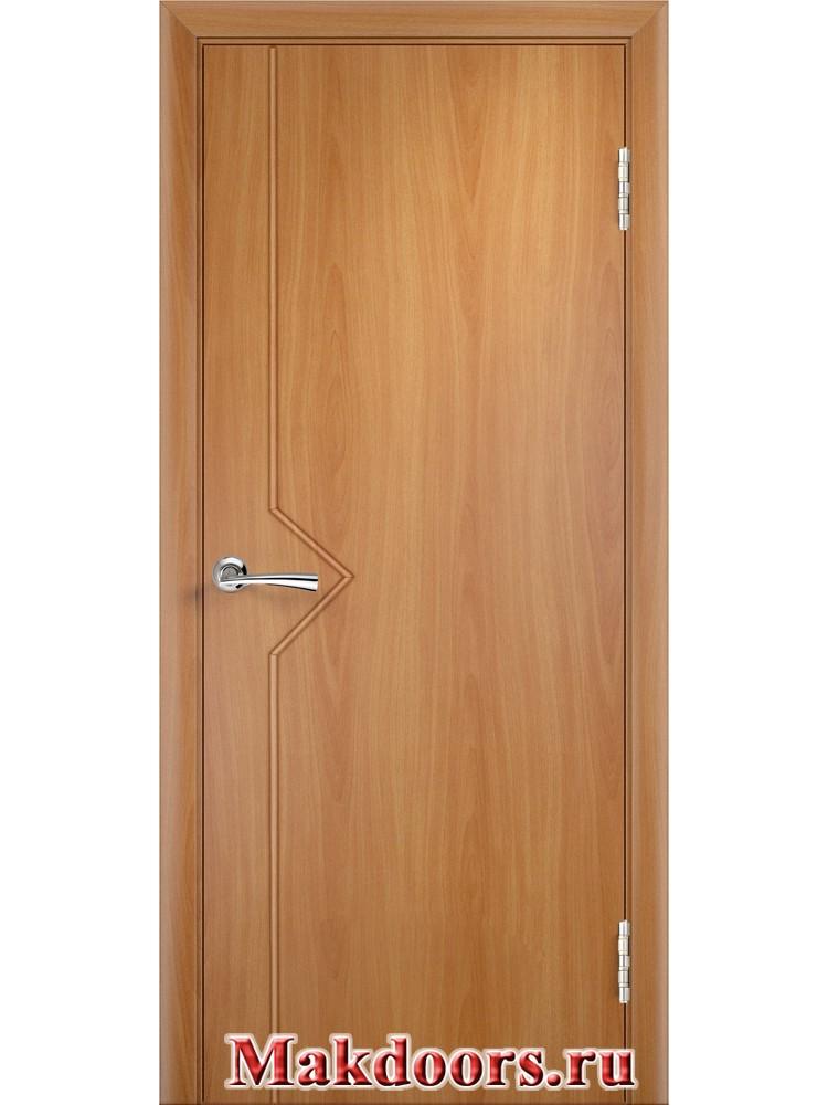 Дверь межкомнатная ламинированная ДГ 102