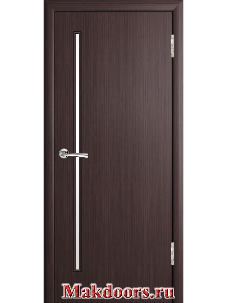 Дверь остекленная 50
