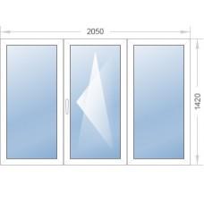 Окно 2050-1420