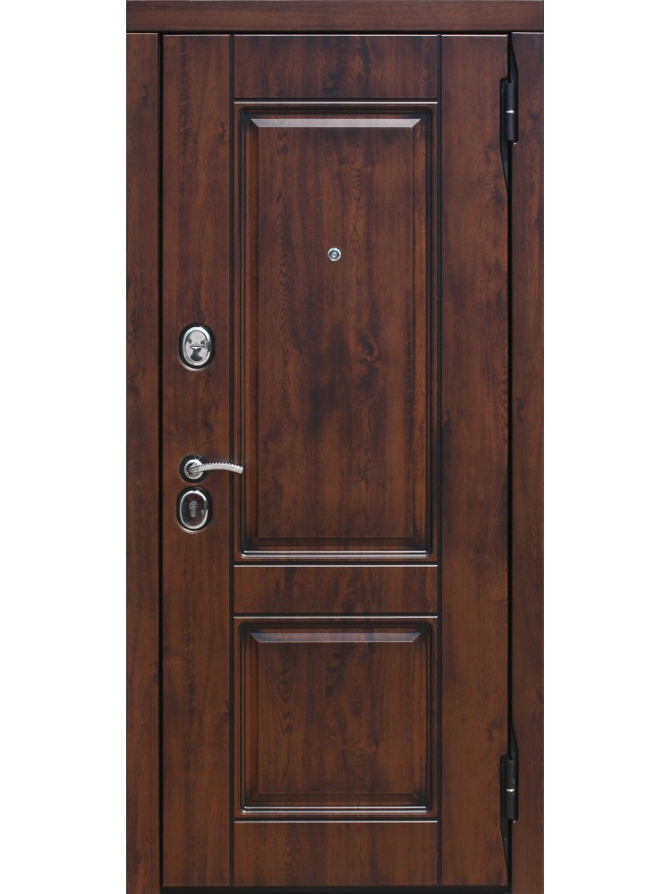 Дверь ВЕНА ВИНОРИТ ПАТИНА МДФ/МДФ